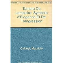 Tamara de Lempika symbole   ANNULER