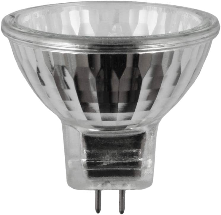 Type: MR-11 Halogen MR11-2435 Volts: 24V Watts: 35W