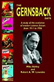 The Gernsback Days, Mike Ashley and Robert A. W. Lowndes, 0809510545
