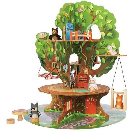 Imaginarium Forest Friends Treehouse