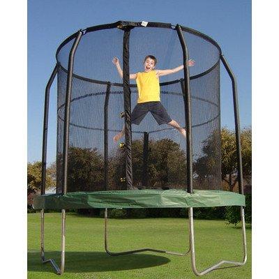 Jumpking-Bazoongi Round 7.5 ft. JumpPod with Enclosure