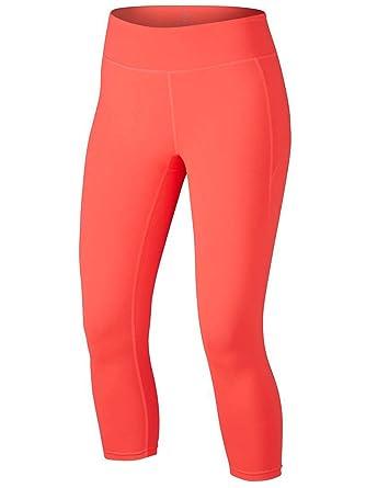 Oakley Womens Active Capri Pants X-Small Coral Glow