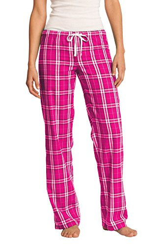 nnel Plaid Pant XS Dark Fuchsia (Dark Plaid Flannel Pants)