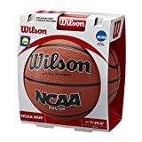 Wilson Sporting Goods NCAA MVP Basketball & Pump, Official Size - 29.5''