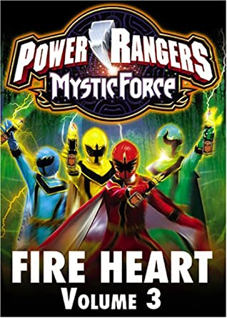 Amazon.com: Power Rangers: Fire Heart - Volume 3: Firass ...