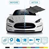 #2: XQXA Car Scratch Remover, Nano-Tech Smart Scratch Towel,Repair Paint Scratch Fix Car Oxidation Scuffs Polishing Cloth for Multicolor Car Surface Repair (1 Pack)