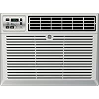 GE AEM08LX 19 Window Air Conditioner with 8000 Cooling BTU, Energy Star Qualified in Light Cool Gray