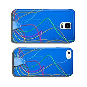 Cloud computing cell phone cover case iPhone6 Plus