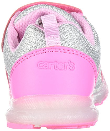 Pictures of Carter's Kids Purity Girl's Light-Up Sneaker 8 M US 8