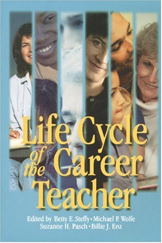 STEFFY: LIFE CYCLE OF THE (PAPER) CAREER TEACHER (1-off Series)