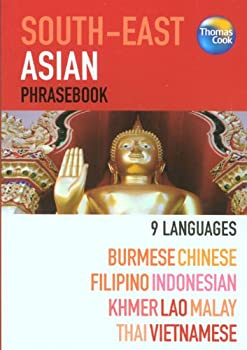 South-East Asian 9 Language Phrasebook, 2nd 1900341786 Book Cover