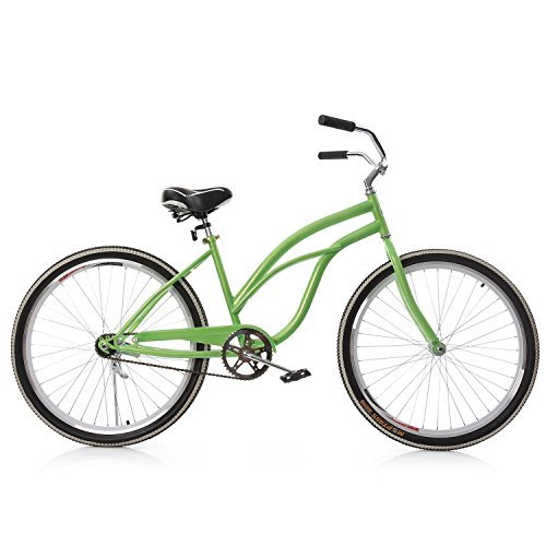 Ancheer-Single-speed-Beach-Cruiser-Bicycle-26-Inch-for-Urban-Lady