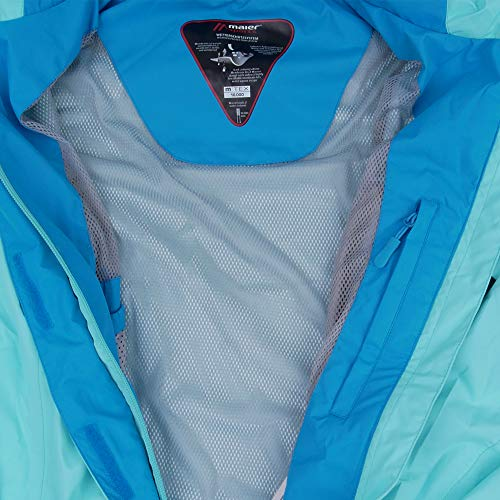 Giacca maier W radiance Donna Metor blue sports 6p6qxTtwO