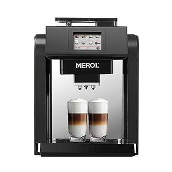 Amazon.com: OMLTER - Cafetera de ledes totalmente automática ...