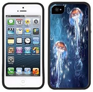 Jellyfish Handmade iPhone 5C Black Case