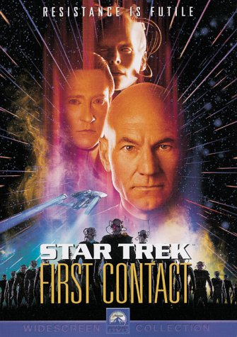 Image result for star trek first contact poster