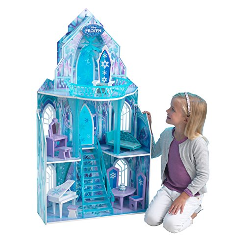 KidKraft Disney Frozen Castle Dollhouse product image