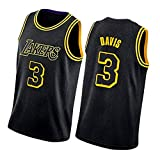 Men's Basketball Jersey, Suitable for Lakers 3