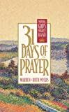 31 Days of Prayer, Warren Myers and Ruth Myers, 1576733858