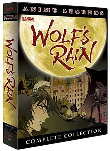 Wolf's Rain: Anime Legends Complete Collection Vol. 1