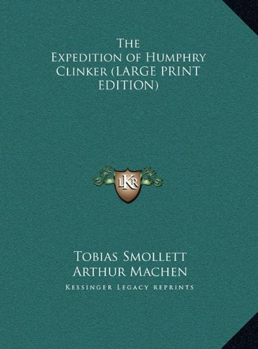 Download The Expedition of Humphry Clinker PDF ePub fb2 book