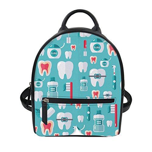 Multicolore Sac Dentist loisir Pattern à H8542Z4 Coloranimal K Pattern Dentist dos nYaddqw6