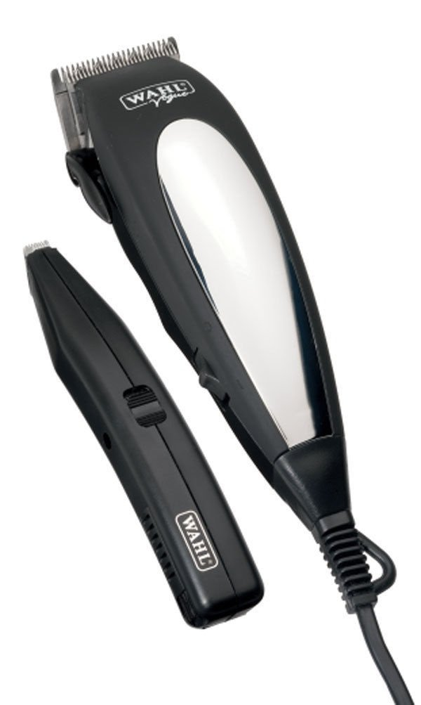 Brand New WAHL Delux GIFT Set Hair Clipper Beard Trimmer Complete Haircutting Machine Kit