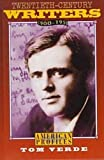 img - for Twentieth-Century Writers 1900-1950 (American Profiles) by Tom Verde (1993-06-02) book / textbook / text book
