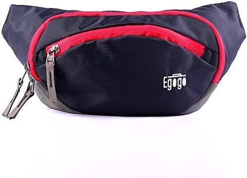 When Nothing Goes Right Sport Waist Pack Fanny Pack Adjustable For Travel