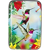 Bird Armored Credit Card RFID Block Wallet and Cash Holder