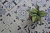Renassiance Tile Stencils Set A (Set of 3) Tiled