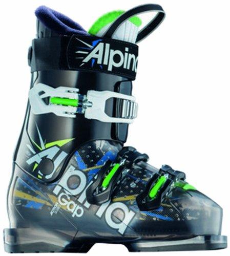 Alpina Kids Boots (Alpina Sports Youth Gap Alpine Downhill Ski Boots, Multi, 265)