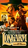 Longarm and the Lady from Tombstone, Tabor Evans, 0515125334