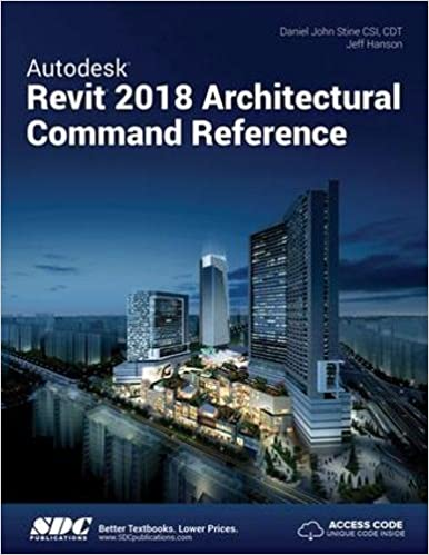 Book Autodesk Revit 2018 Architectural Command Reference