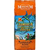 Magnum Exotics Jamaican Blue Mountain Blend Coffee, Whole Bean, 32 Ounce