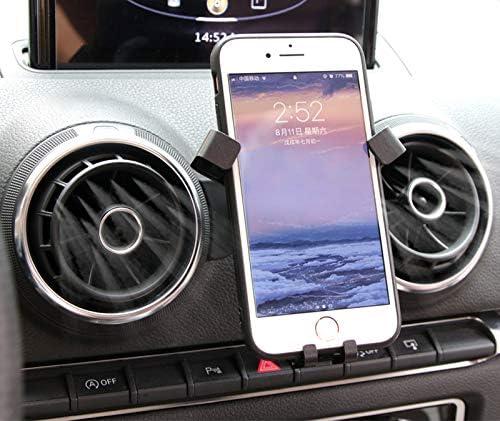 Soporte Móvil Coche para A3 8V 2013-2018 Supporto Auto Smartphone ...