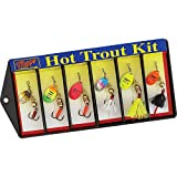 Mepps Trouter Kit - Hot Aglia Assortment