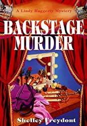 Backstage Murder (Linda Haggerty Mysteries)