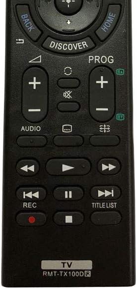Ersatz Fernbedienung für Sony TVKDL-40EX726KDL-40EX727KDL-40EX728