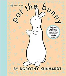 pat the bunny touch and feel book