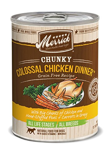 12 Count, Grain Free Colossal Chicken Dinner for Dogs