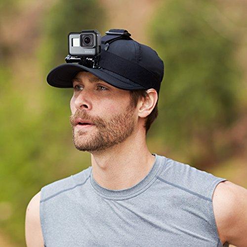 Soporte de cámara AmazonBasics para la correa para la cabeza para GoPro