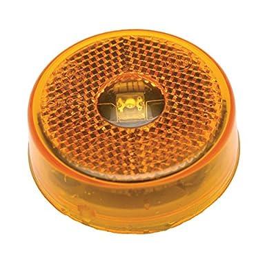 Kaper II 1A-S-49A Amber LED Marker/Clearance Light: Automotive