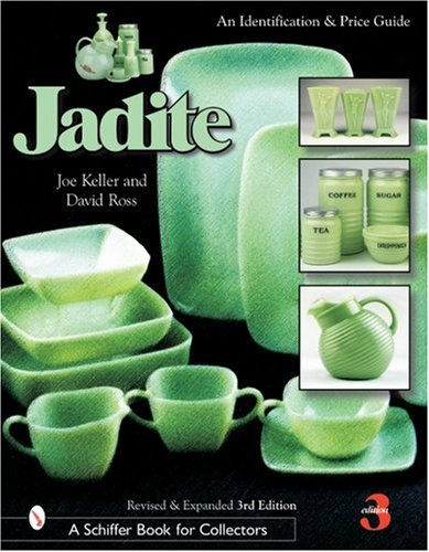 Fire King Glassware - Jadite: An Identification & Price Guide