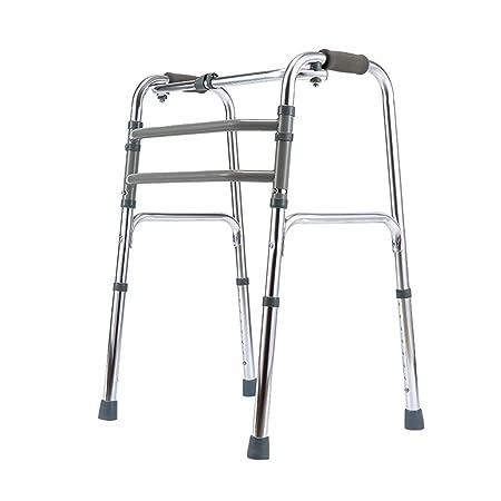 Andador para Mayores Mayores Walker Discapacitados De Cuatro ...