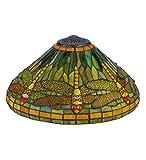 Meyda Tiffany 10506 Dragonfly Lamp Shade - 16