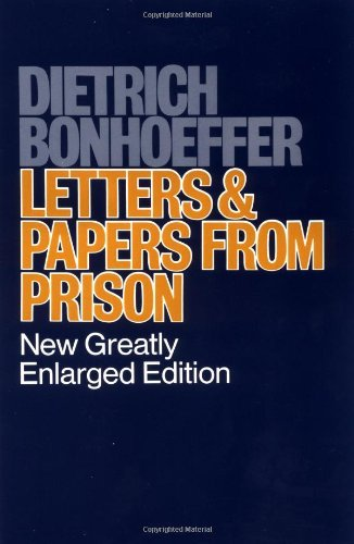 Letters and Papers from Prison by Dietrich Bonhoeffer (1997-07-01)