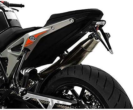 Motorrad Schutzblech Heckabdeckung Spritzschutz f/ür Kawasaki Z900RS