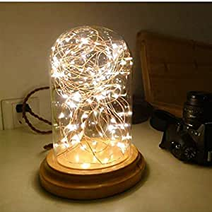 Amazon.com: SED Table Lamp-Creative Personality Fashion Star ...