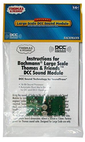 Train Sound Module Thomas & Friends DCC Sound Module Large Scale